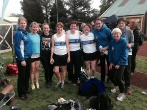 Westbury's Senior Ladies, Bridgend